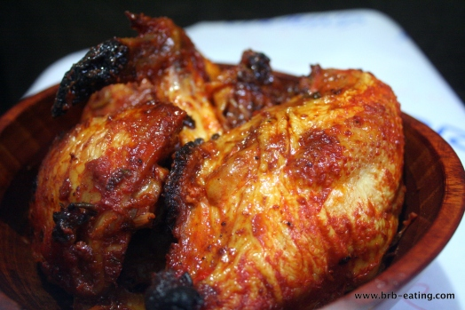 Gochugaru Roasted Chicken